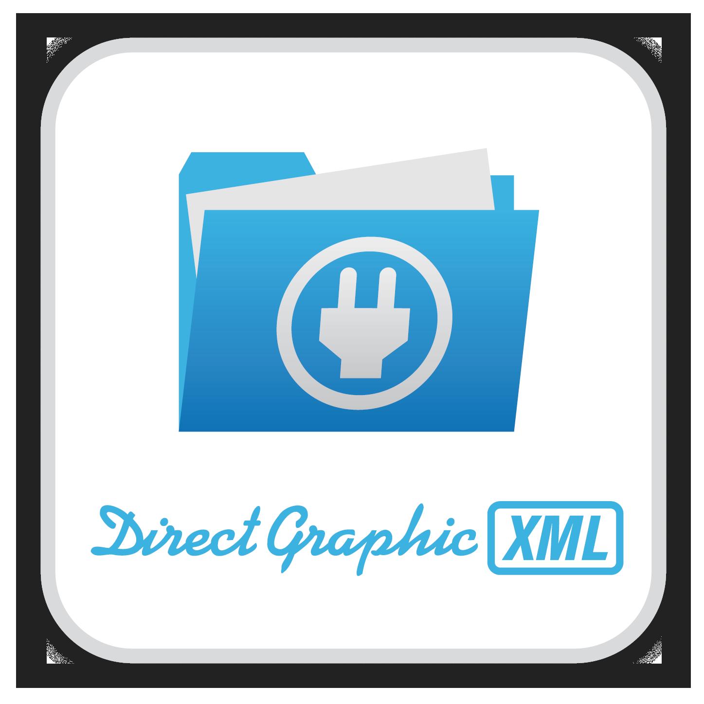 logo plugin directgraphic-xml